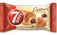Resim 7 Days Croissant Kakao Kremalı Kruvasan 72 Gr