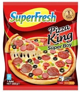 Picture of Superfresh Pizza 355 Gr Taş Fırın