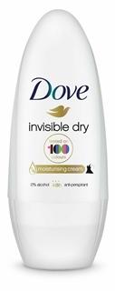 Dove Roll On invisible 50 Ml ürün resmi