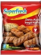Resim Superfresh İnegöl Köfte 320 Gr