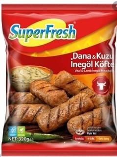 Picture of Superfresh İnegöl Köfte 320 Gr