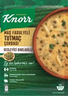 Resim Knorr Yöresel Maş Fasulyeli Tutmaç Çorbası 124 Gr
