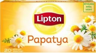Lipton Papatya Bitki Çayı Bardak Poşet Çay 20 x 2 gr ürün resmi