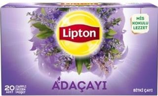 Lipton Adaçayı Bitki Çayı Bardak Poşet Çay 20 x 2 gr ürün resmi