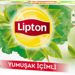 Lipton Berrak Yeşil Sade Poşet Çay 20 x 1,5 gr ürün resmi