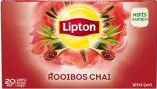 Lipton Rooıbos Chaı Bitki Çayı 20 Adet ürün resmi