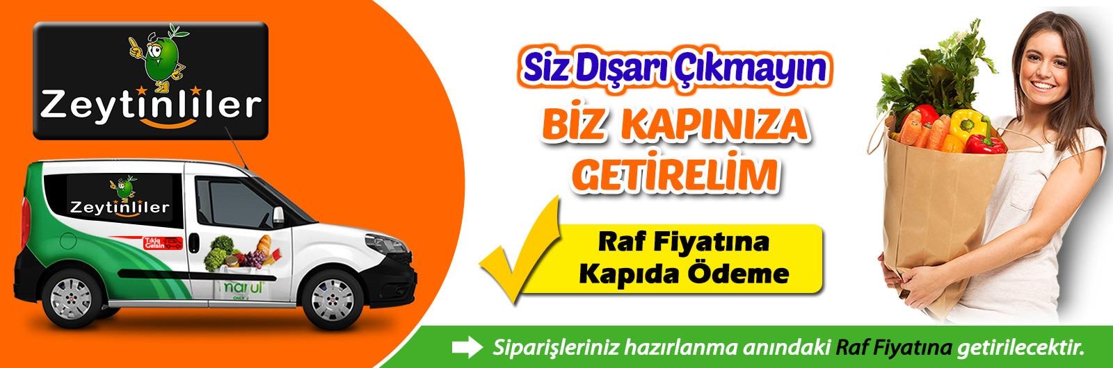 Kahramanmaraş günkay market online market siparişi