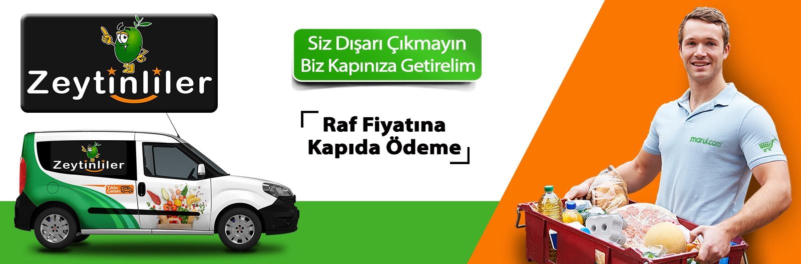 Kahramanmaraş günkay market online sipariş