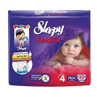 Sleepy Çocuk Bezi Yenidoğan No:1 40 Adet ürün resmi