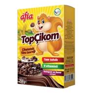 Resim Afia Topçikom Çikolatalı Tahıl Gevreği 250 gr