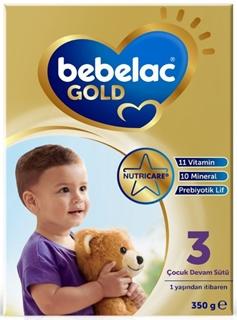 Bebelac Gold 3 350 Gr ürün resmi