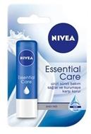 Resim Nivea Lip 4,8Gr Essential Care