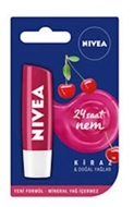 Resim Nivea Lip 4,8Gr Frutti Shine Kiraz