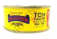 Resim Alaeddin Ton Balığı 80 Gr