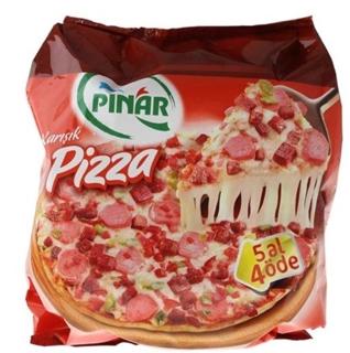 Picture of Pınar Donuk Pizza Ekonomik 4 Lü 800 Gr