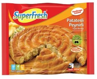 Superfresh D.Tepsi Böreği Patatesli 800 Gr ürün resmi