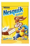Resim Nestle Gofret 5 Li Nesquik