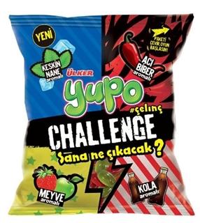Ülker Yuppo Challenge 54 Gr ürün resmi