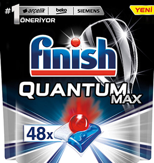 Finish Tablet Quantum Max 48 Li ürün resmi