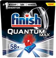 Picture of Finish Tablet Quantum Max 58 Li