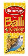 Resim Energy Ballı Kraker Şaşkın Meyvelı Kuş Yemi 135 Gr
