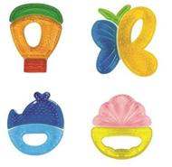 Resim Hanymish Renklı Sulu Diş Halkası