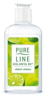 Pure Line Limon Kolonyası 250 Ml ürün resmi