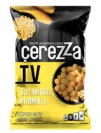 Resim Çerezza Tv Süt Mısır Aroma Çeşnili Mısır Çerezi 117 Gr