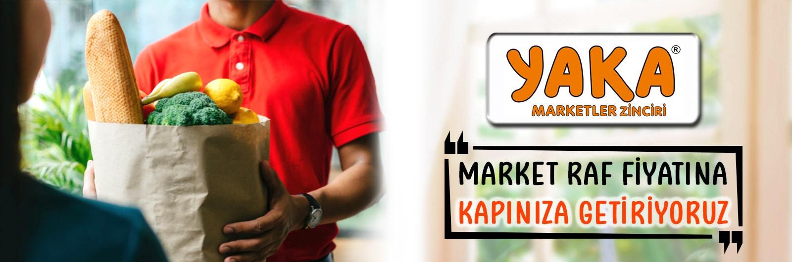 İpekyolu Yaka Marketleri Online Market Siparişi