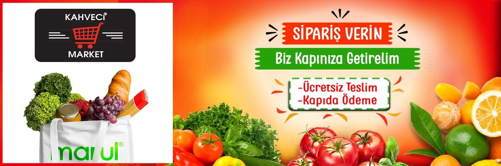 Ankara Kahveci Market Online Sipariş