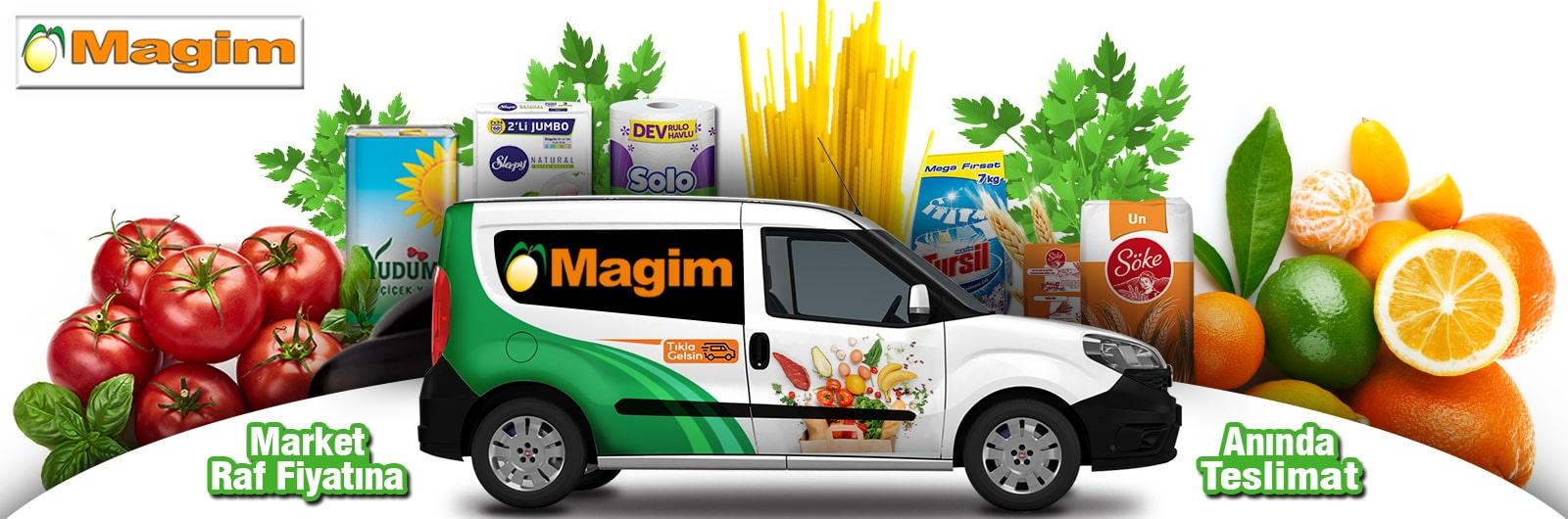 Malatya Magim Gross Sanal Market