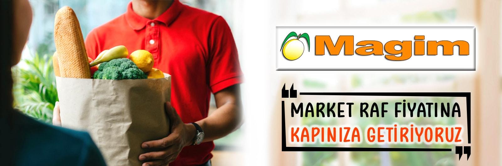 Malatya Magim online market alışverişi