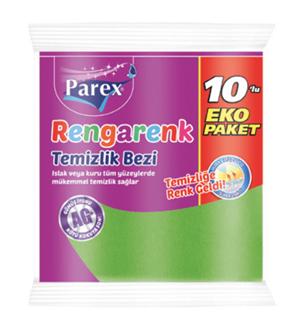 Picture of Parex Temizlik Bezi Çok Amaçlı 10 Lu