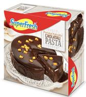 Resim Superfresh Çikolatalı Pasta 450 Gr