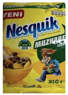 Nesquik Muzkare 310 Gr ürün resmi