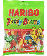 Picture of Haribo Jelly Beans 80 Gr