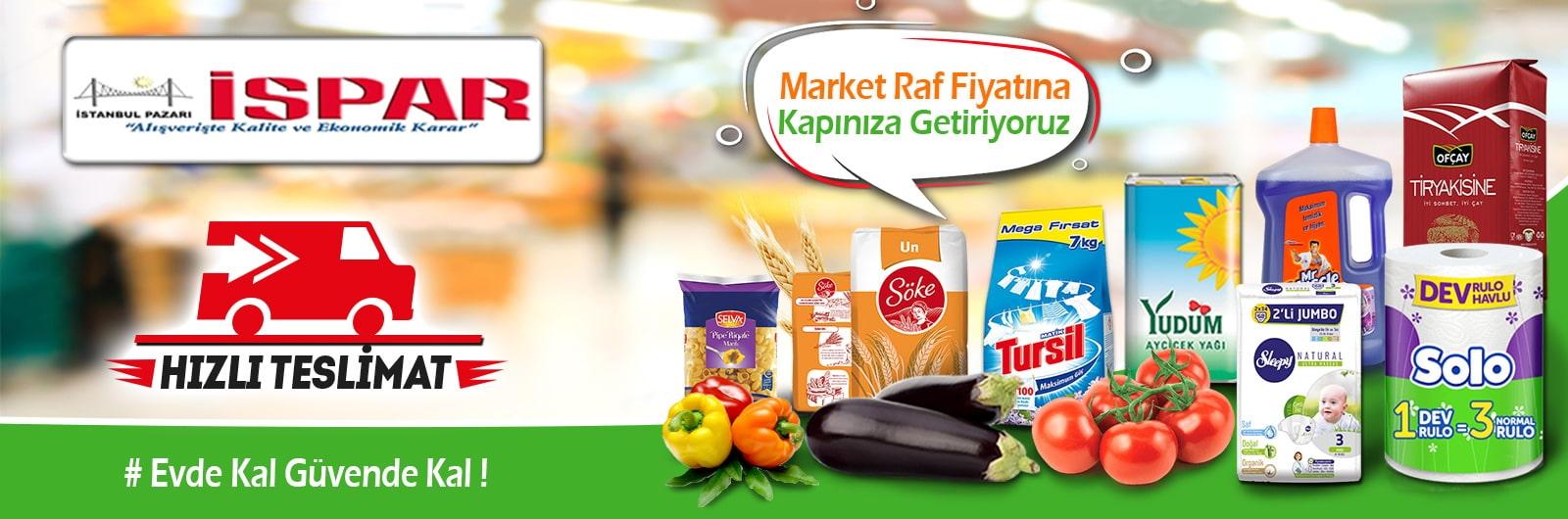 Kartal İspar Sanal Market