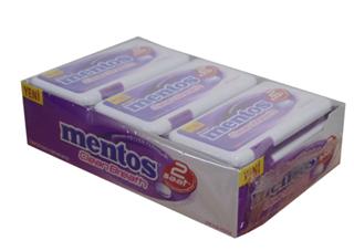 Mentos 2H Cleanbteath Plastik Kutu Orman Meyve ürün resmi