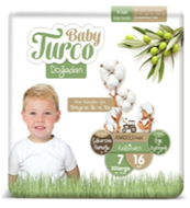 Picture of Baby Turco Jumbo Doğadan XXL 16 Li