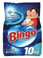 Resim Bingo Matik Renkli & Beyaz 10 Kg