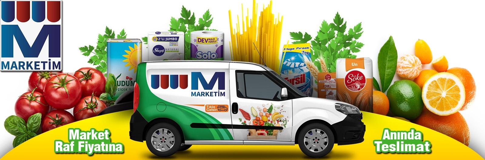 Bartın Marketim Online sipariş