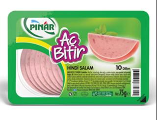 Pınar Aç Bitir Hindi Salam 75 Gr ürün resmi