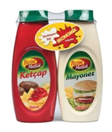 Picture of Bizim Ketçap 600 Gr Mayonez 540 Gr