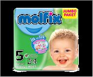 Picture of Molfix 3d Junior Jumbo 24 Adet