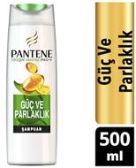Picture of Pantene Şampuan Doğal Sentez Güç ve Parlaklık 500 Ml