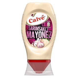Calvé Sarımsaklı Mayonez 245 Gr ürün resmi