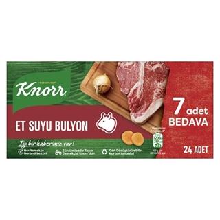 Knorr Et Bulyon 24 Adet ürün resmi