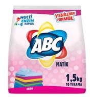 Resim Abc Matik Color 1,5 Kg