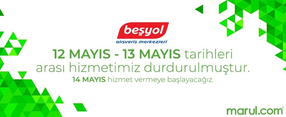 Konya Beşyol Avm online market alışverişi