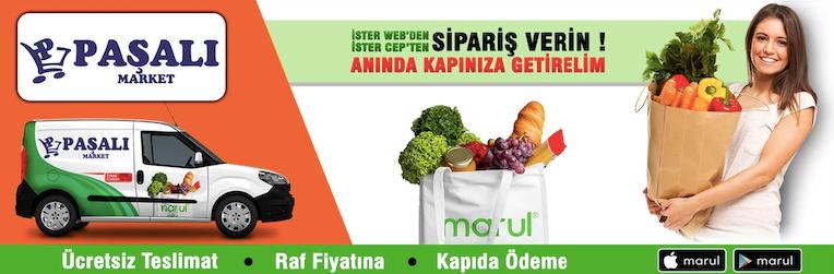 Paşalı Süpermarket Online market alışverişi